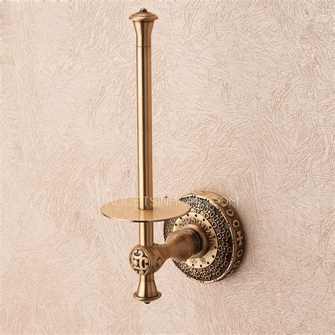 gallery images of the accessories for curtain rods bay vintage antique bronze toilet paper roll holder freestanding