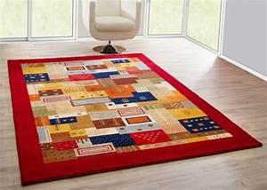 Teppich 90 X 200 : gabbeh teppich sabri bord re global carpet ~ Markanthonyermac.com Haus und Dekorationen