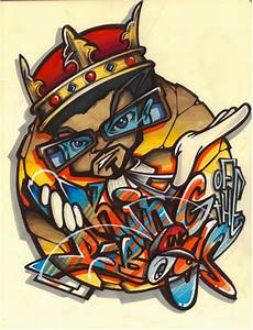 Graffiti Characters Gangster Boys - Graffiti Art Banksy
