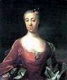 Sara Elisabeth Moraea | Hustru till Carl von Linné. Född i ...