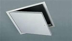 Trappe De Plafond : trappe de visite plafond 60x60 id es d 39 images la maison ~ Premium-room.com Idées de Décoration