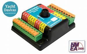 Circuit Control  Nmea 2000 Digital Switching