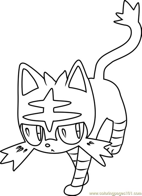 Kleurplaat Sun by Litten Sun And Moon Coloring Page