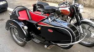 Royal Enfield Bullet 350 With Sidecar