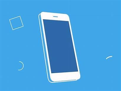Phone Animation Psd Phones Iphone Mockup Freebie