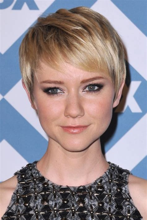 30 best short hairstyles for round faces 2015 hairstyles update