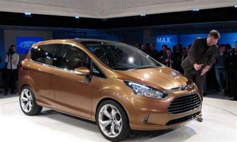ford  max  concept revealed ford redesignscom