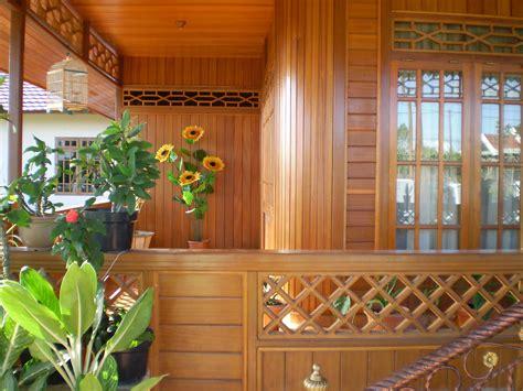 desain rumah kayu  jogja desain terbaru rumah modern