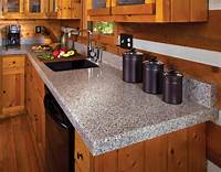 granite kitchen countertops Pairing Rustic Kitchen Cabinets With Granite Countertops ...