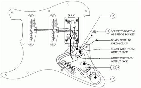 Hss Strat Wiring Question Fender Stratocaster Guitar Forum