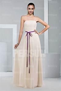 Robe Demoiselle Dhonneur : simple robe demoiselle d 39 honneur ceinture parme 2128847 weddbook ~ Melissatoandfro.com Idées de Décoration