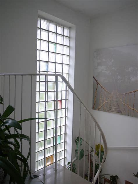 Glasbausteine Durch Fenster Ersetzen by Ersatz Glasbausteinen Im Treppenhaus Milch Oder