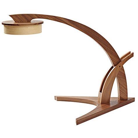 prairie grass desk lamp woodworking plan  wood magazine