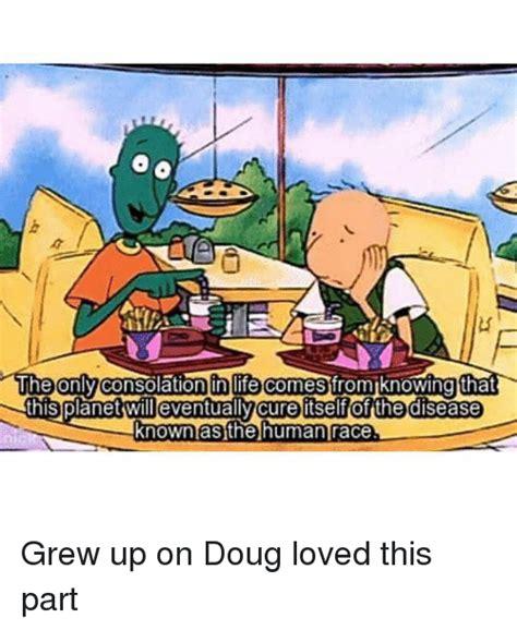 Doug Meme Back