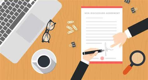 disclosure agreement