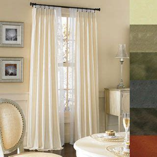 Silk Pinch Pleat Drapes - 1000 ideas about pinch pleat curtains on