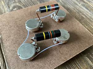 Buhr Electronics Les Paul 50s Style Wiring Kit