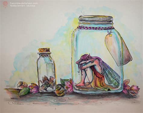 Sad Fairy By Idunaya On Deviantart