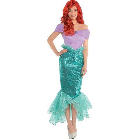 adult ariel costume   mermaid party city