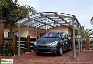 Car Port Alu : tonnelle carport aluminium 5x3 6x2 45 pergola grise ~ Melissatoandfro.com Idées de Décoration