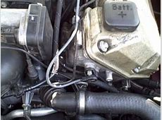 BMW 740IL E38 MAF and CPS replacement Pt1 YouTube