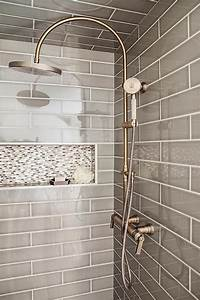 best 25 shower tiles ideas on pinterest shower shelves With designing subway tile shower installation