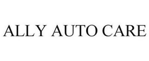ally auto phone number ally auto care trademark of ally financial inc serial