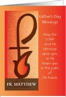 Father's Day Cards for Pastors or Ministers from Greeting ...