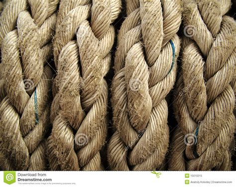 Boat Rope by Boat Rope Closeup Nautical Background Royalty Free Stock