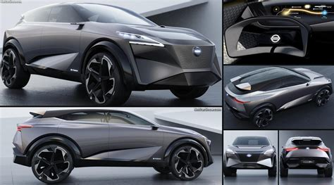 nissan imq concept  pictures information specs