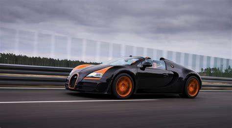 Drop Top Bugatti bugatti s 254mph veyron vitesse officially world s fastest