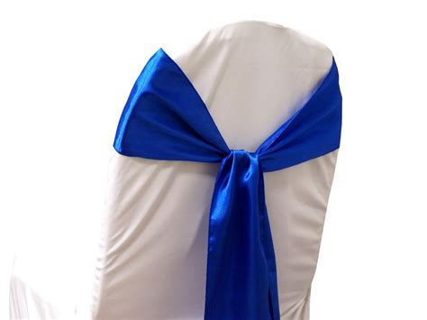 150 new satin chair sashes bows ties wedding decorations