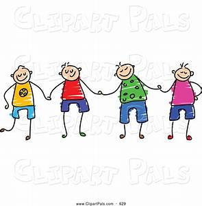 Group Of 4 Clipart