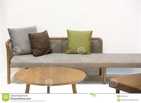 canapé lit japonais chambre japonaise moderne