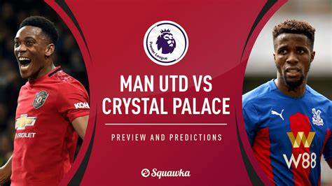 Free Betting Tip Manchester United - Crystal Palace ...