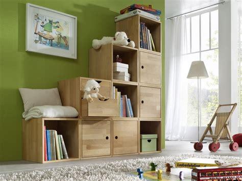 Kinderzimmer Ideen Mit Viel Stauraum by Stauraum Im Kinderzimmer