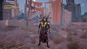 Assassin's Creed® Origins - Isu Armor (outfit) - YouTube