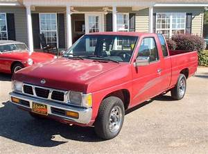 1995 Nissan Truck For Sale