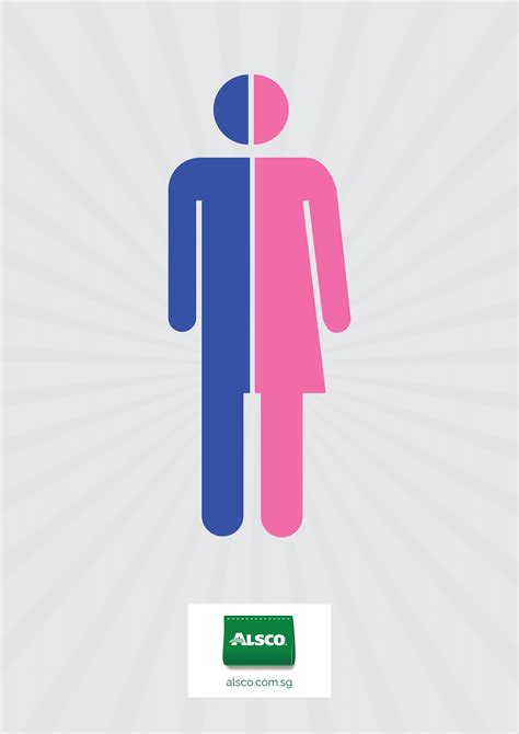 Washroom Toilet Gender Signs  Downloadable And Printable