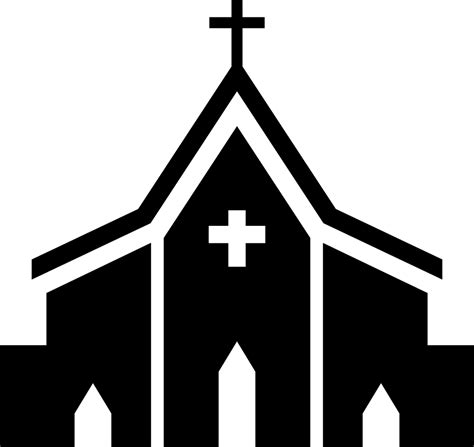 church svg png icon