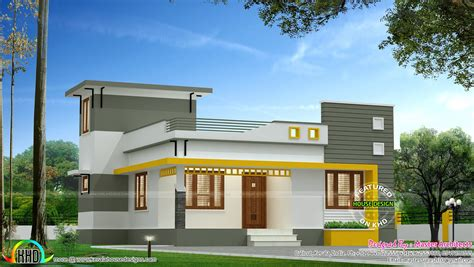 contemporary house plans single 3 bedroom single floor modern architecture home kerala