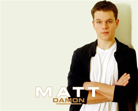 matt damon matt damon wallpaper  fanpop