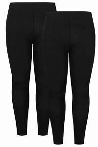 Cession De Parts De Sci A Titre Gratuit : lot de 2 leggings lasthanne coton noir grandes tailles 44 ~ Dallasstarsshop.com Idées de Décoration