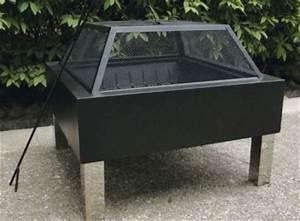 Brasero De Terrasse : brasero pour terrasse ~ Premium-room.com Idées de Décoration