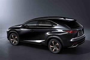 Lexus Nx F Sport Executive : 2018 lexus nx shows off new design in shanghai automobile magazine ~ Gottalentnigeria.com Avis de Voitures