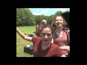 Hunger Games Cast: Behind the Scenes(PICS) - YouTube