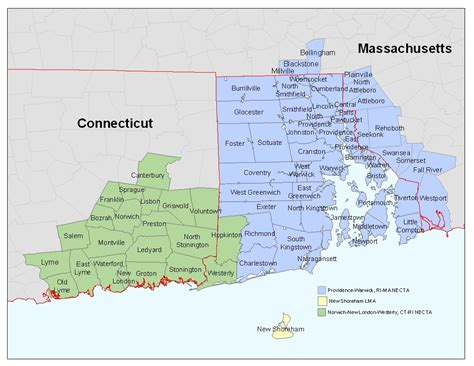 ma map cities  towns  travel information