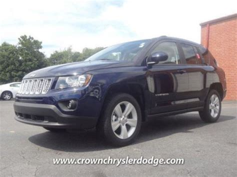 Sell New 2014 Jeep Compass Latitude In 3710 W Wendover Ave