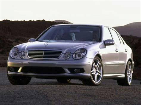 2003 E55 Amg by 2003 Mercedes E55 Amg Specs Safety Rating Mpg