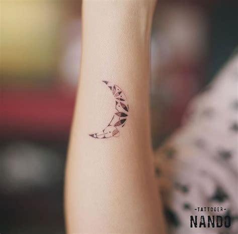 pin  shubh  tattoos small moon tattoos  tattoos tattoos